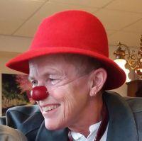 Clownsbezoek bij Peppelrode