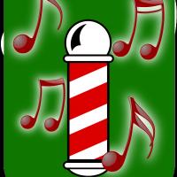 'Barber Gals' A capella Barbershop-zingen