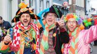 3 uurkes vooraf  Carnavalsavond met Triple X in Berckelhof