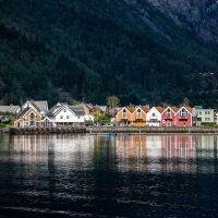 Dia middag Ben: Noorwegen