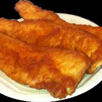 Verse vis van de markt op dinsdag