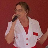 Live optreden Annemie Welten